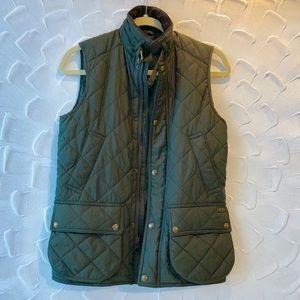 Hunter Green Ralph Lauren Vest